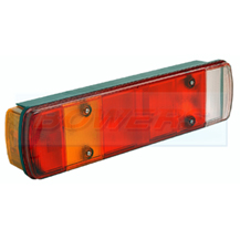 Rubbolite M461 Rear Nearside Combination Tail Lamp Light Unit For Scania Volvo Commercial Vehicles
